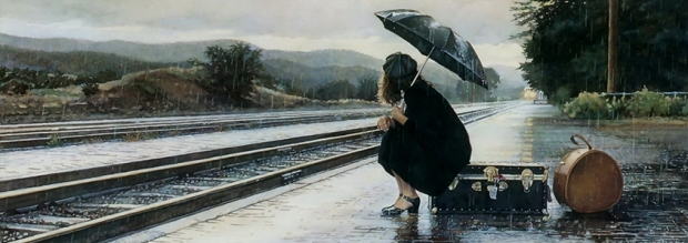 girl-waiting-for-train-alone-facebook-cover
